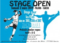 STAGE OPEN