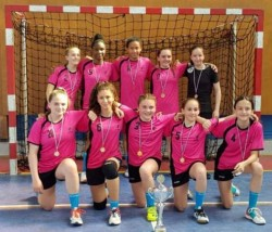 Les -15F2 remportent la coupe de Seine-et-Marne
