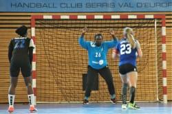 SF1 vs Etoile Sportive Colombienne
