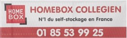 HOME BOX COLLEGIEN