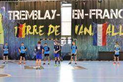 Tournoi International de Tremblay -15M