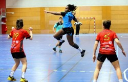 SF1 vs LOMME LILLE MHB