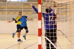 -15M1 vs Levallois SC